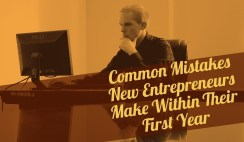common mistakes made by new entrepreneurs