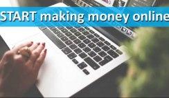 to make money online
