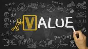 value and buy an existing business