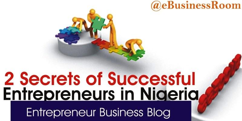 Secrets of Successful Entrepreneurs
