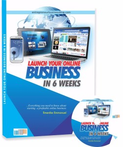 Launch your online business in 6 weeks