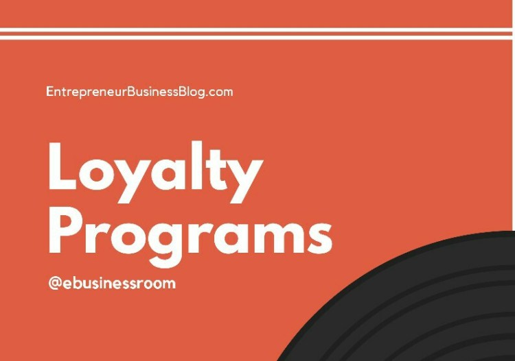 Reward loyalty programs.