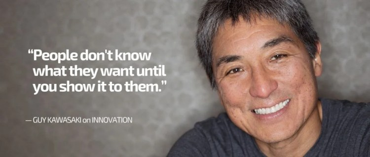Guy Kawasaki is an introvert but not many people know