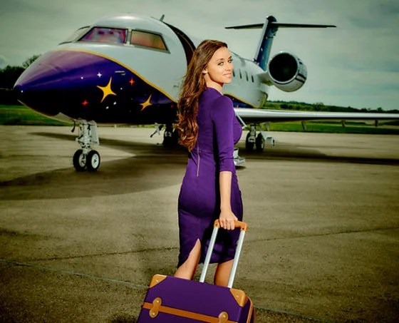 Business travel trends of private jet travellers