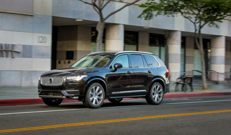 What volvo can teach you about rebranding using their XC90 and car title loan