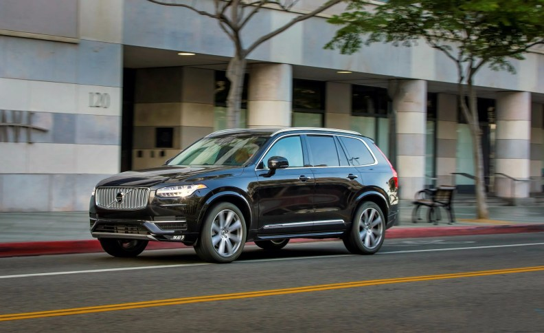 What volvo can teach you about rebranding using their XC90