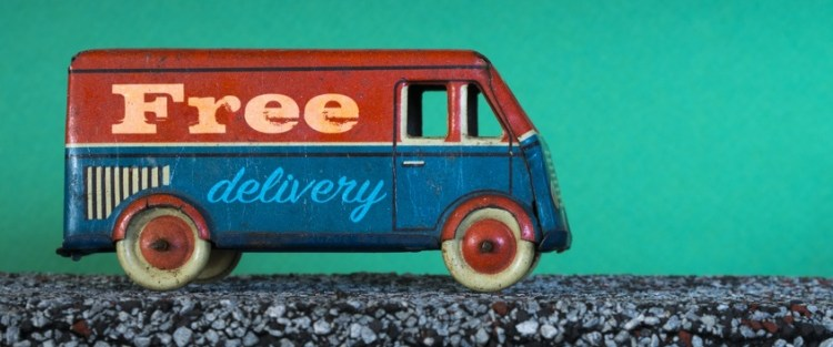 Boost ecommerce conversion rate through free delivery