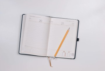 Diary management for dummies in December