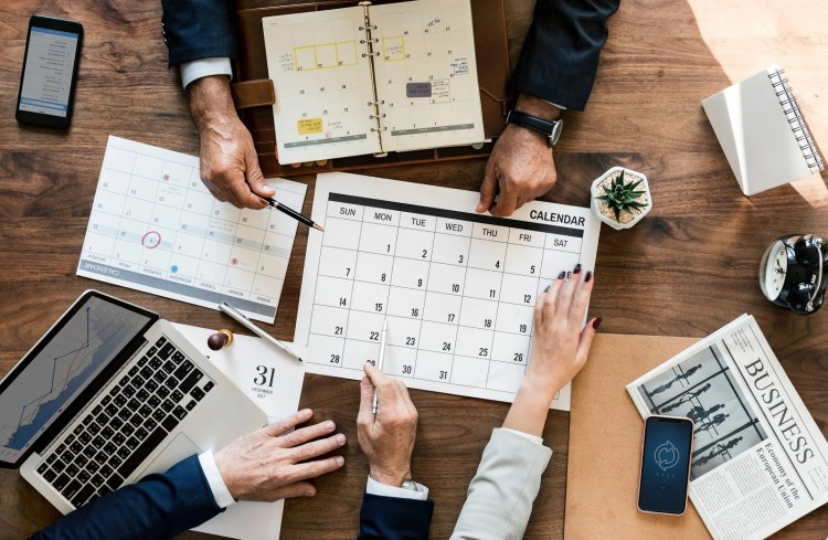 How diary management can help you create a shared schedule