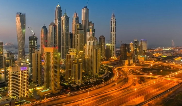 Buy properties in Dubai profitable through LuxuryProperty.com