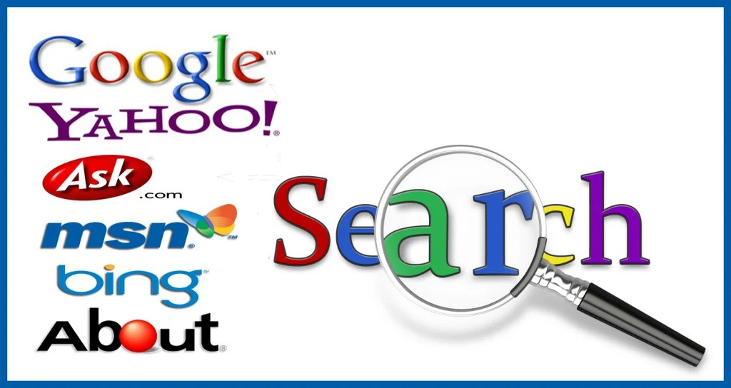 What's a search engine