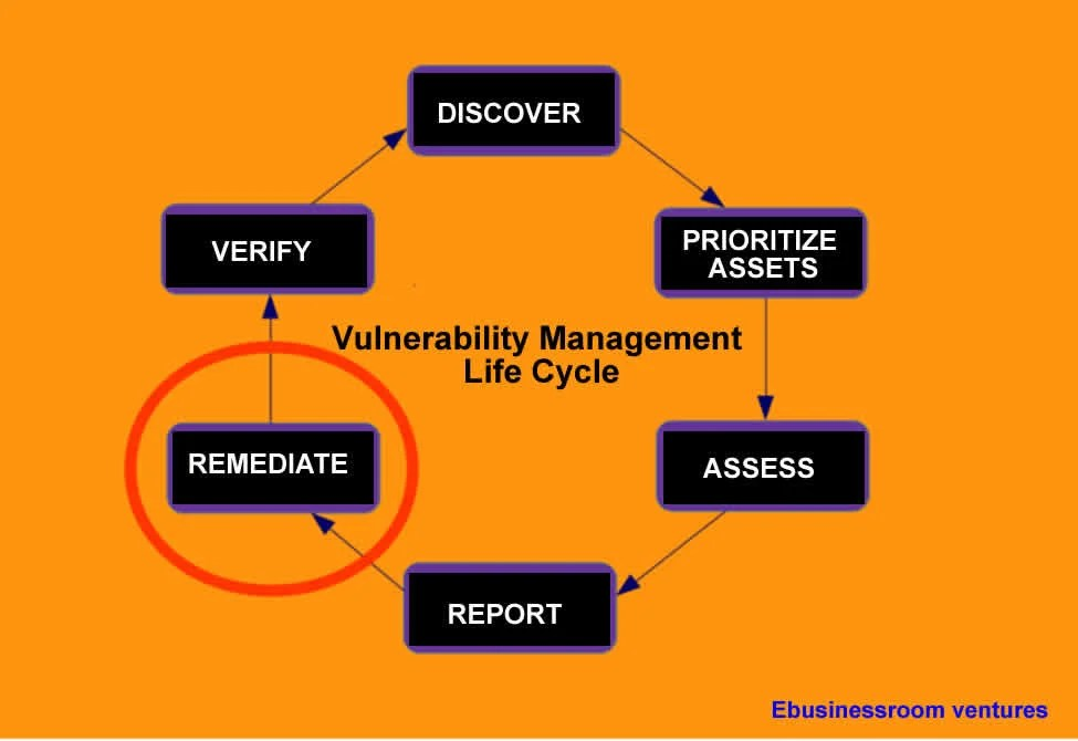 Vulnerability management life cycle process and program