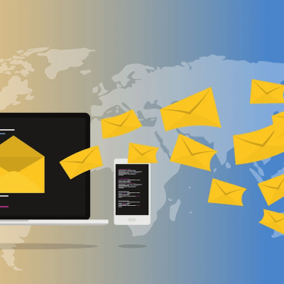 How does artificial intelligence work in email marketing in the USA