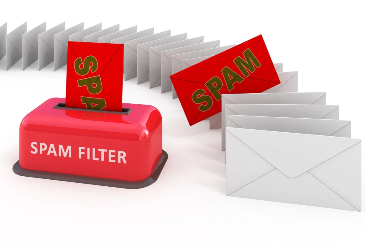Increase your email open rates by reducing spam messages