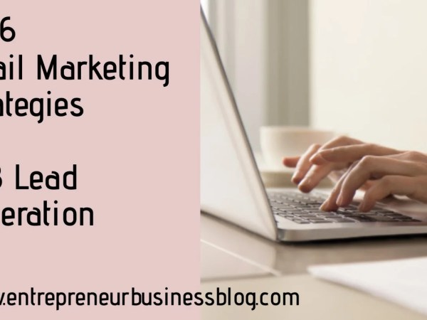 Top email marketing strategies for b2b lead generation