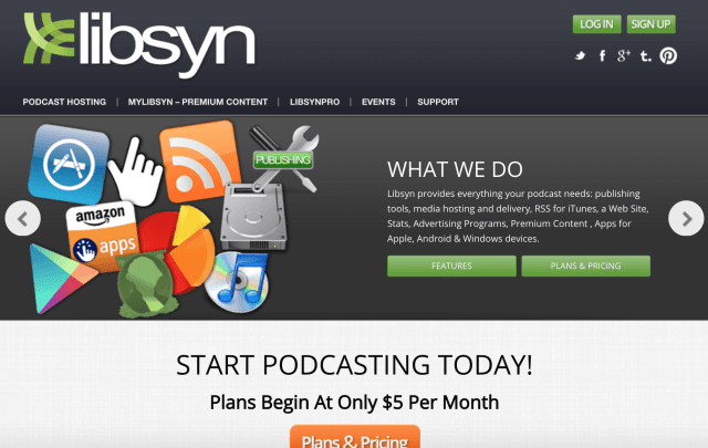 libsyn content marketing