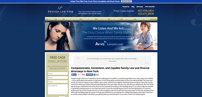 High ROI For NYC Divorce Attorney From 2 Marketing Investments