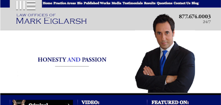 TV Appearances & A Robust Online Presence Generate Leads
