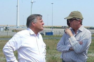 harm post vertrek Groningen Seaports