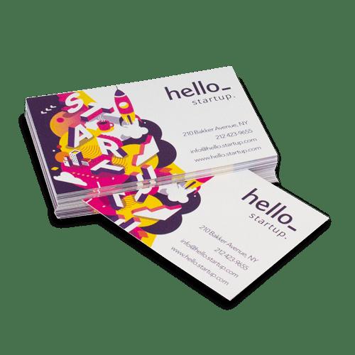 Drukzo visitekaartjes
