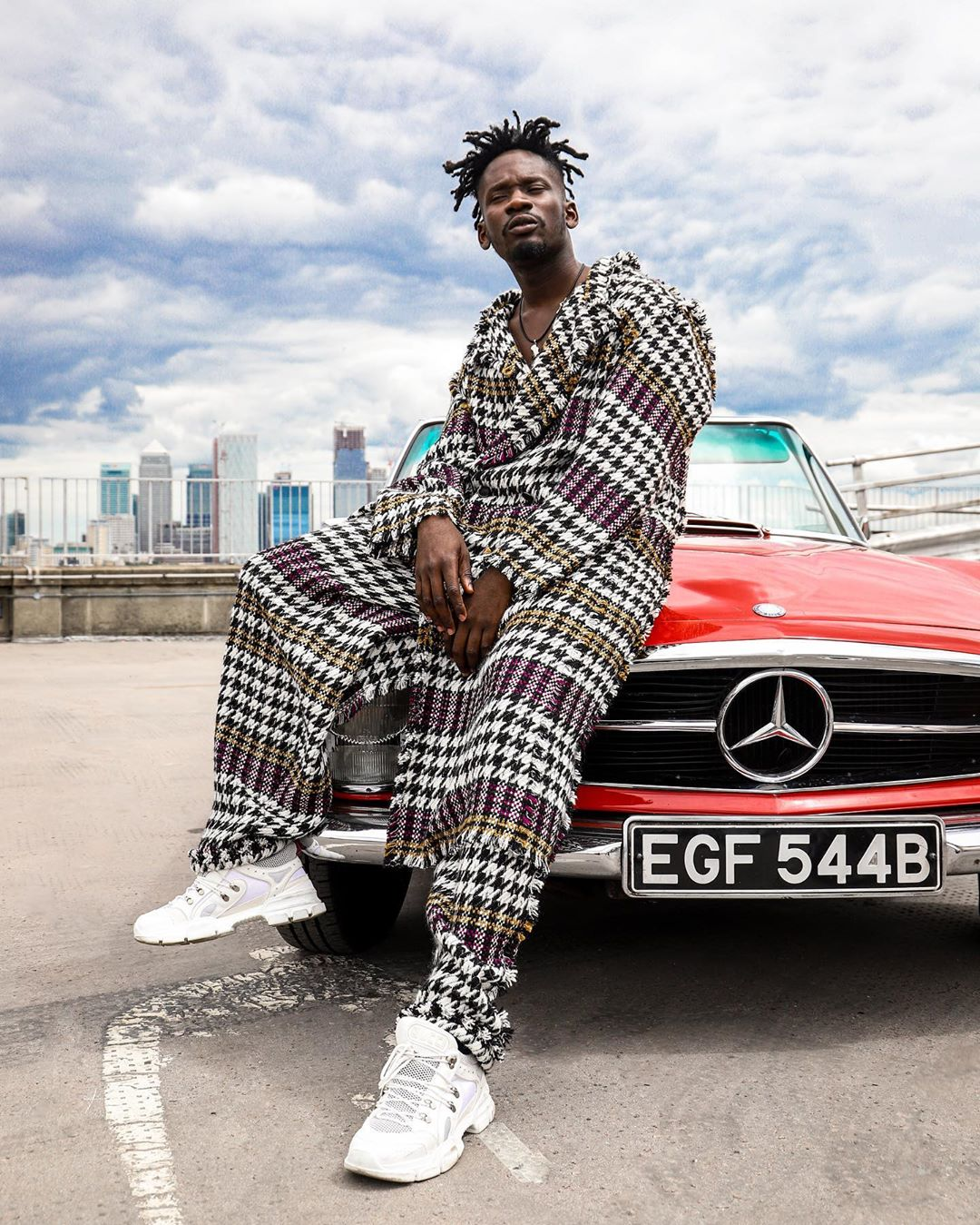 Mr Eazi: Biography, Songs And Net Worth Of The Banku Master