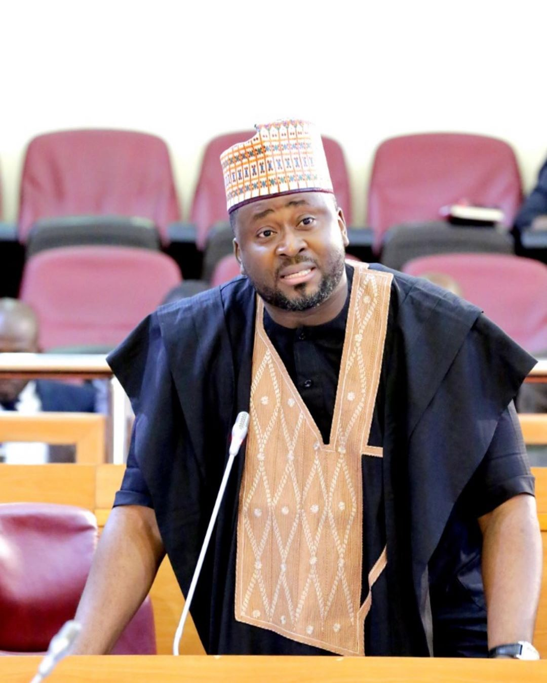 Desmond Elliot: Biography, And Political Career Of A Lagos Law Maker.