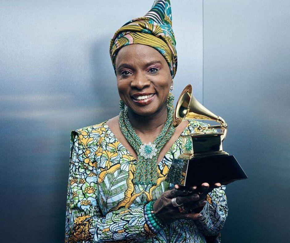 Angelique Kidjo - Biography And Albums Of An Award-Winning Singer