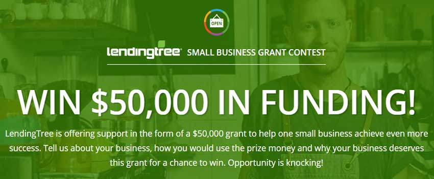 $50,000 Small Business Contest Grant