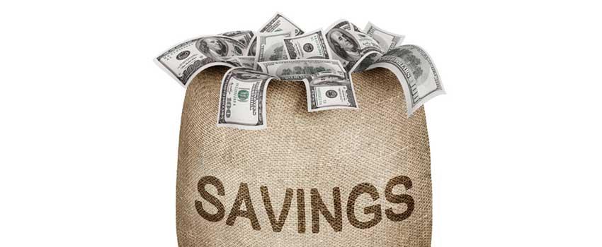 di risparmio personale