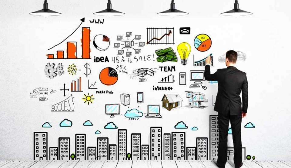 Szerepek a vállalkozók üzleti
