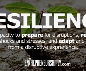 Importance of Personal Resilience when Running a Business