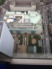 Capsule Hotel Morning Tokyo Planetarium Sunshine City