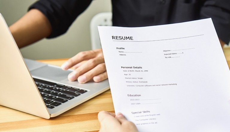 5 Mistakes That Make Your Resume Out of Date