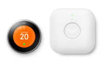 Thermostat Nest + Nest Protect