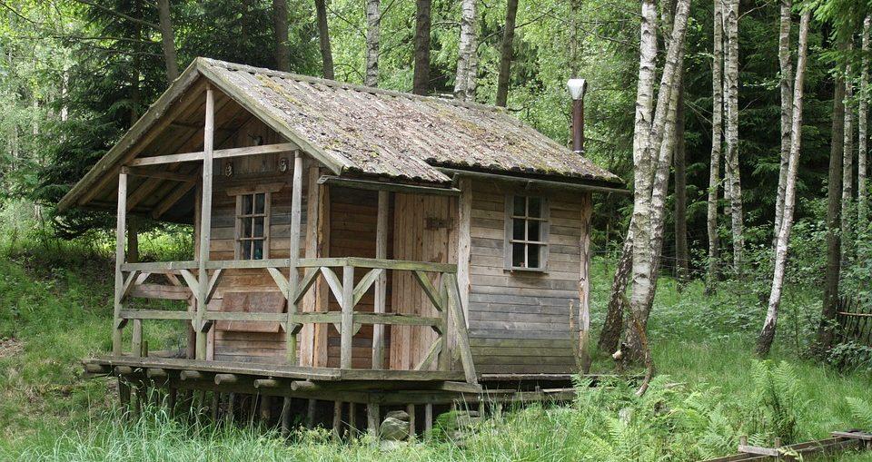 construire une cabane bois dans son