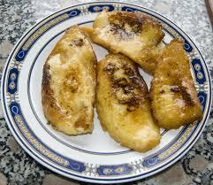 Torrijas de patata