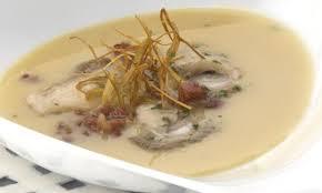 Sopa de ostras