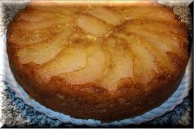 Tarta delicias de pera