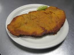 Bistec Empanizado (empanado)