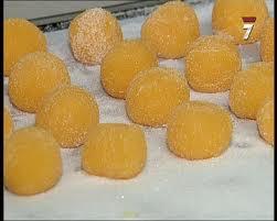 Yemitas dulces