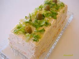 Pastel delicias del mar