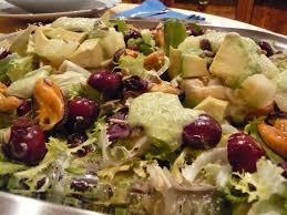 langosta borracha con frutas del tropico