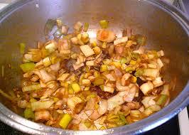 Oriental al curry