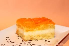Bizcocho tarta de naranja