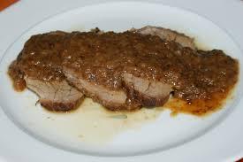 salsa para carne