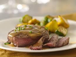 Steak dijon