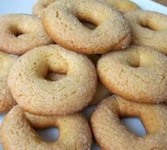 Rosquillas de limón