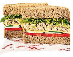 Sandwich tropical (4 tapas, frío)