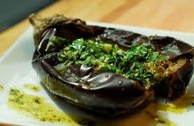 Receta de Berenjenas al estilo Sefard   recetas de cocina