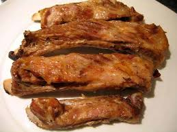 Carne de cerdo frito a la cubana